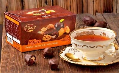 "Chocolate Candy Brands (NEW! BRAND ""RIFERO"" CANDY/CHOCOLATE ASSORTED MADE IN MOLDOVA 1 Box-136/500)"