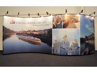 Mirage® pop-up frames The World's Best Pop-Up for advertisement - Great condition