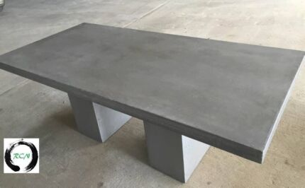 Concrete Outdoor Furniture Concrete Table Dining Tables Gumtree Australia Noosa Area