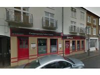Commercial Property - Full furnished curry house including kitchen appliances