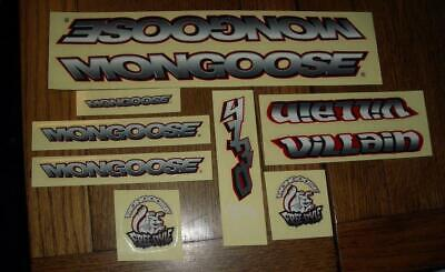 9 Stickers Look Stickers Adhesive Framework Bicycle Bike Pedals 211