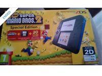 Brand new Nintendo 2DS