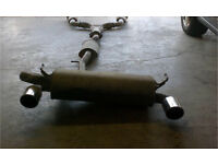 350z exhaust great condition from 2006