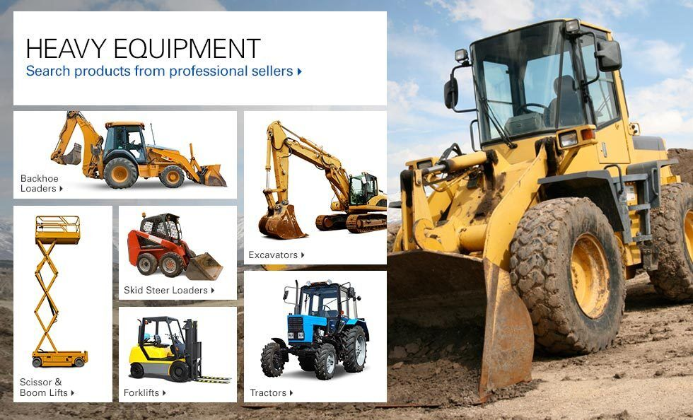 Types Of Construction Tractors Related Keywords & Suggestions ...