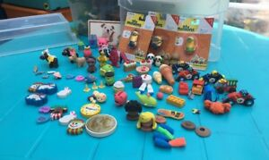 Puzzle Erasers Building Flintstones Minions Angry Birds Food Moose Animals 73