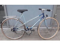 Vintage ladies racing bike Raleigh - frame size 19in - 5 speed - serviced - Welcome for test ride