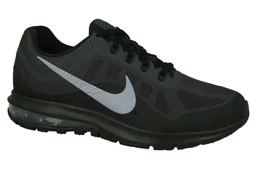 Nike Air Max Dynasty 2 Black 852430 003 Men's Running Shoes NEW!