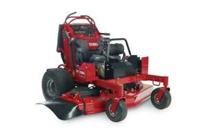 CLEARANCE - NEW TORO GRANDSTAND 48 INCH COMMERCIAL MOWER (74574)