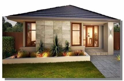 Granny Flat Kit Home - Plan 60 A 2 Bedrooms - Size : 60m2 BUILT T