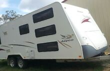 Jayco Sterling 2008 7.5mtrs Benaraby Gladstone City Preview