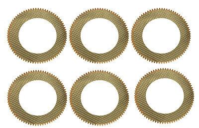 Reverser Clutch Kit Fits John Deere 350 350b 350c 350d 1010 Transmission