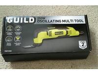 Multi tool sander cutter variable speed