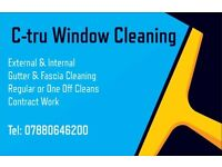 Window Cleaning Service Available , Gutter & Fascia Cleaning.