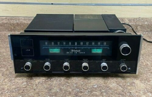 Vintage McIntosh MR78 Stereophonic FM Tuner Working! Local Pickup Only!