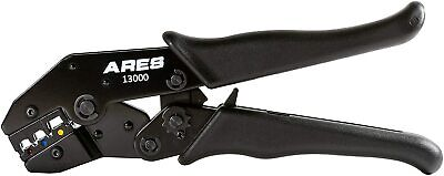 Ares 13000 Professional Ratcheting Wire Terminal Crimper Tool