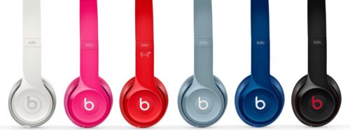 Beats by Dr. Dre Solo 2 Wired On Ear Headphones