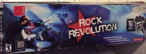 Brand New , sealed box. Rock revolution drums for PlayStation