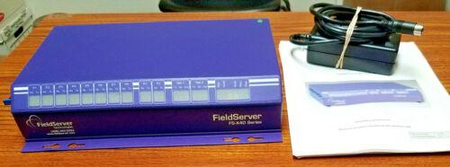 FieldServer Technologies FS-X40 ETHERNET MODULE