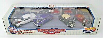 Hot Wheels 1999 HOT ROD Series 2 REGGIE'S CARS (Reggie Jackson) 4 Car Set - MINT