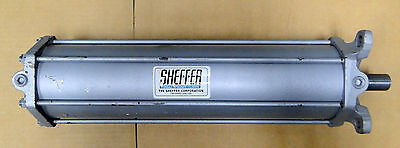 Sheffer C20 Series Pneumatic Air Cylinder 4c20ff15 17 To 20 Inches Long