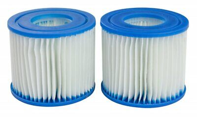 - Aqua Leisure Simple-Set SA-3766 Swimming Pool Pump Filter Cartridge Size 2 Pack