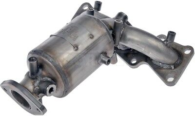 Exhaust Manifold with Integrated Catalytic Converter Front fits 07-12 Veracruz