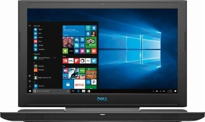 NEW Dell Inspiron G Series I7588-7385BLK-PUS Laptop Notebook GTX 1060 i7 NVIDIA