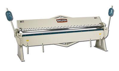 Baileigh Bb-12014 10 Length 14 Ga Box Pan Brake