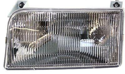 FLEETWOOD BOUNDER 2000 2001 2002 00-02 LEFT FRONT HEAD LIGHT LAMP RV MOTORHOME