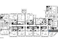 Studio flat in Yelverton Road, Bournemouth, BH1