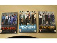 Teachers series 1,2,3 box sets