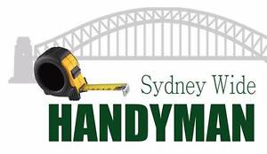 Handyman Services. Sydney Wide Handyman Sydney City Inner Sydney Preview