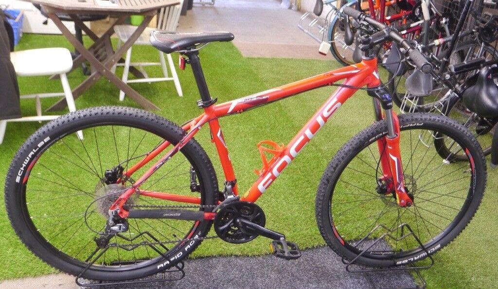 96929a4dcbf Focus Whistler 29er mountain bike