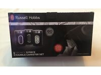 BRAND NEW Russell Hobbs Canisters