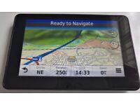 "For GIFT! 5"" GARMIN nüvi 3590LMT Premium Luxury Series GPS Sat Nav Lifetime Map & Traffic Updates!"