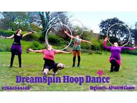 Hula Hoop Intermediate - Advance Your Skills! Tuesday 23rd May 6.15pm