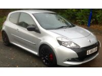 2010 60 REG RENAULT CLIO 2.0 VVT RENAULTSPORT 200 (LEATHER & CUP PACK) - A REAL EYE CATCHER !