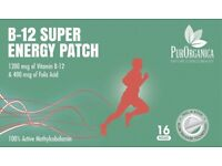 B-12 Super Energy Patches (15)