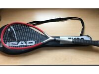 Head Ti 180 squash racket