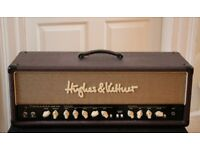 Amp Head Hughes & Kettner Statesman Dual EL34 50W with Footswitch