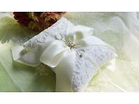 High Quality Wedding Ring Pillow