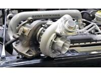 Remanufacturing Turbocharger