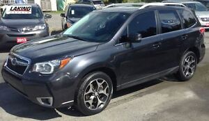 2014 Subaru Forester 2.0XT Touring  AWD Heated Seats Backup Came