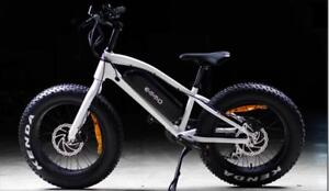 EBIKES BARRIE- SALES ON NOW- No P.D.I on all EMMO E-WILD, EMMO E-WILD MINI AVAILABLE HERE- 705-770-4535