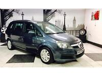 ★🔱LOWEST PRICE🔱★ 2007 VAUXHALL ZAFIRA 1.9 CDTi DIESEL★ 2 FORMER KEEPERS ★ 7 SEATER ★KWIKI AUTOS