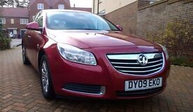 Vauxhall Insignia SE, 1.8 Manual, Half Leather Interior, Good Condition