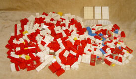 1950s - 1960s Cellulose Acetate Pat Pend LEGO Lot - 1 Kilo - Collectable!