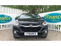 CAN'T GET CREDIT? CALL US! Hyundai ix35 2.0 CRDi (4WD) SE, 2015, Manual - £200 DEPOSIT, £74 PER WEEK