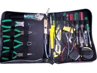 Technician's toolkit (For computers or electrical or electronic. New)