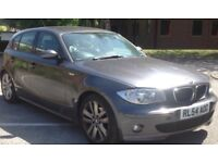 🔥BMW 1 SERIES 120D SPORT_SAT NAV_LEATHER SEATS _FORD FOCUS AUDI A3 SEAT LEON VW GOLF 3 SERIES ASTRA